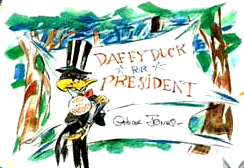 Daffy for President