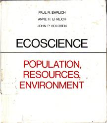 ecoscience cover